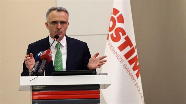 Bakan Naci Ağbal: Bütçe normale düşecek