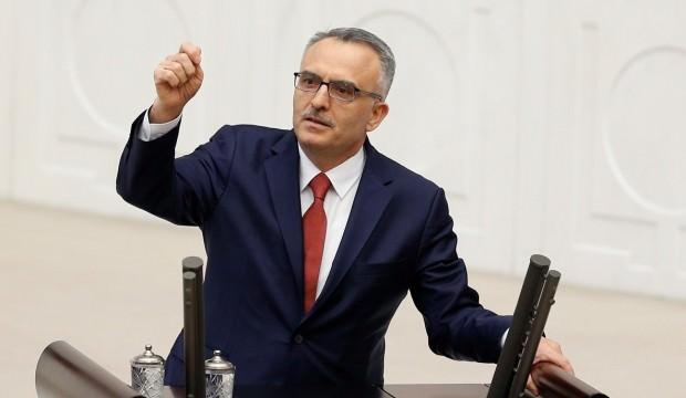 Bakan Naci Ağbal: Milletimizin refahını biz artırdık