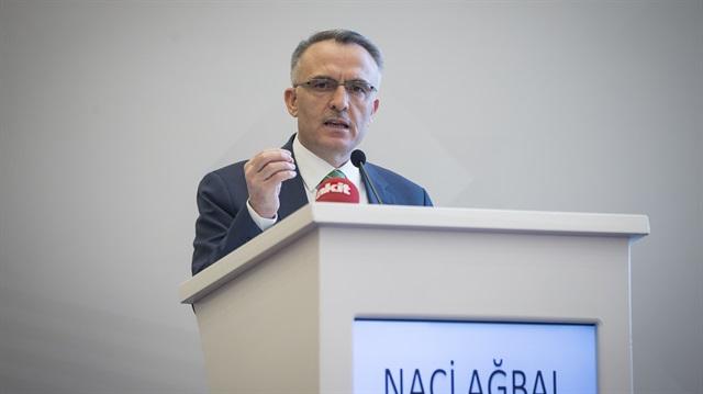 Bakan Naci Ağbal'dan yeni yapılandırma açıklaması