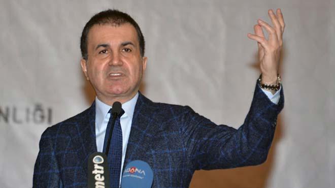 Bakan Ömer Çelik: Rejim tüccarlığı yapıyorlar