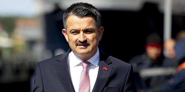 Bakan Pakdemirli Diyarbakır'da konuştu: Buralar terörle değil güzelliklerle anılmalı