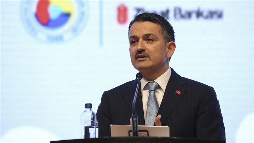 Bakan Pakdemirli: Türkiye tarımı dünya markası olacak