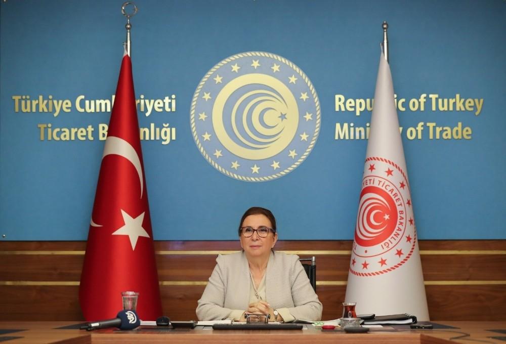 Bakan Pekcan Başkanlığında 15. İstişare Toplantısı yapıldı