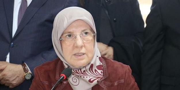 Bakan Ramazanoğlu Aile Filmleri Festivali'ne katıldı