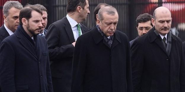 Bakan Soylu 'Albayrak ile araları kötü' iddialarına cevap verdi