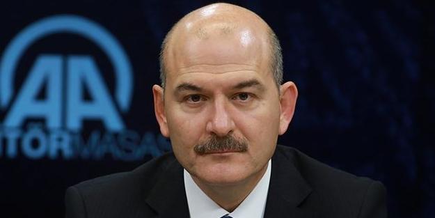 Bakan Soylu canlı yayında kendisini zor tuttu: Tövbe estağfurullah!