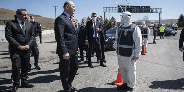 Bakan Soylu ile emniyet müdürü arasında ilginç diyalog