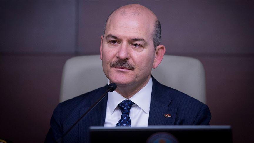 Bakan Soylu, Jandarma Teşkilatının 181. kuruluş yıl dönümünü kutladı