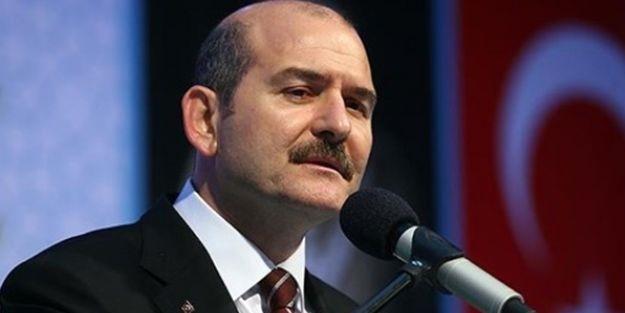 BAKAN SOYLU: PKK SON NEFESİNE GELMİŞTİR!
