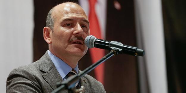 Bakan Soylu: Türkiye ile ilgili ciddi bir tehditle uğraşıyoruz