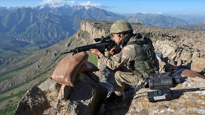Bakan Soylu: Yılbaşından beri 635 PKK'lı teröristi etkisiz hale getirdik