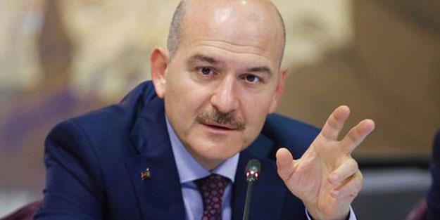 Bakan Soylu'dan koronavirüs ile mücadelede kritik açıklama: PKK, FETÖ ve DHKP-C ile...
