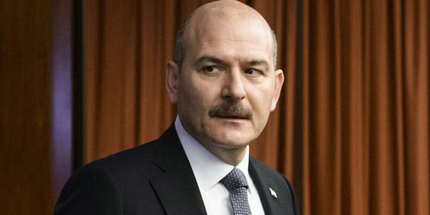 Bakan Soylu'dan net açıklama! 'Can simitleri Türkiye'dir'