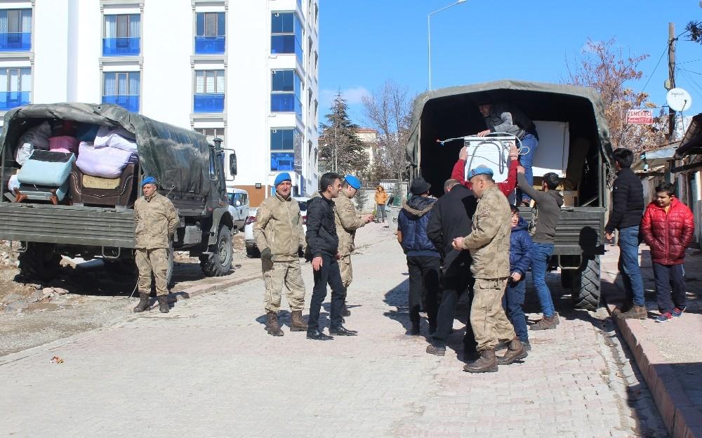 Bakan Soylu'nun açıkladığı o hizmet deprem bölgesinde başladı