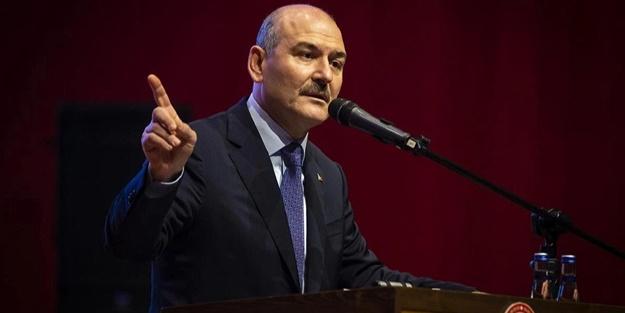 Bakan Süleyman Soylu etkisiz hale getirilen terörist sayısını açıkladı