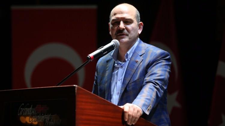 Bakan Süleyman Soylu: Tarihte hiç olmadığımız kadar yakınız
