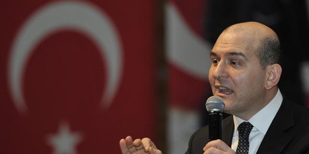 Bakan Süleyman Soylu, Yalova'da cenaze namazına katıldı