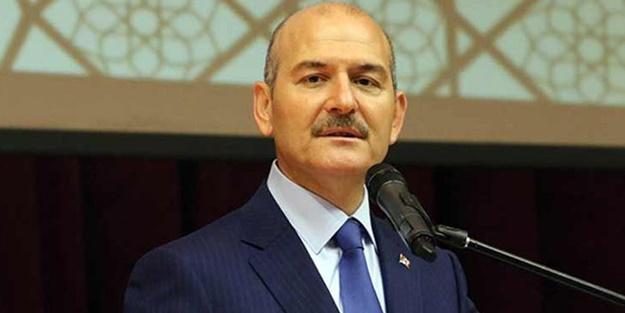 Bakan Süleyman Soylu'dan Ramazan Bayramı mesajı