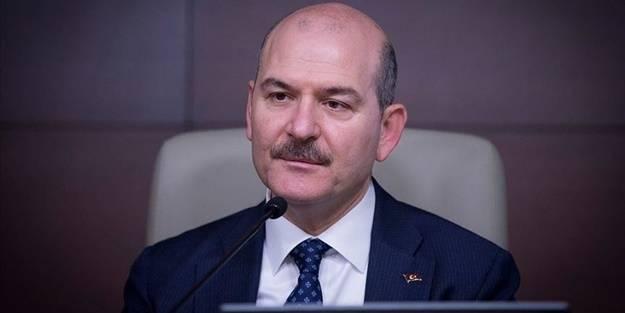 Bakan Süleyman Soylu'dan