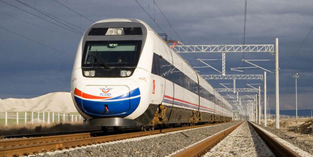 Bakan Turhan, hızlı tren için tarih verdi!