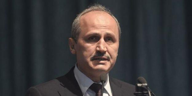Bakan Turhan rakamları açıkladı! 'Kanal İstanbul'u bunun için yapıyoruz'