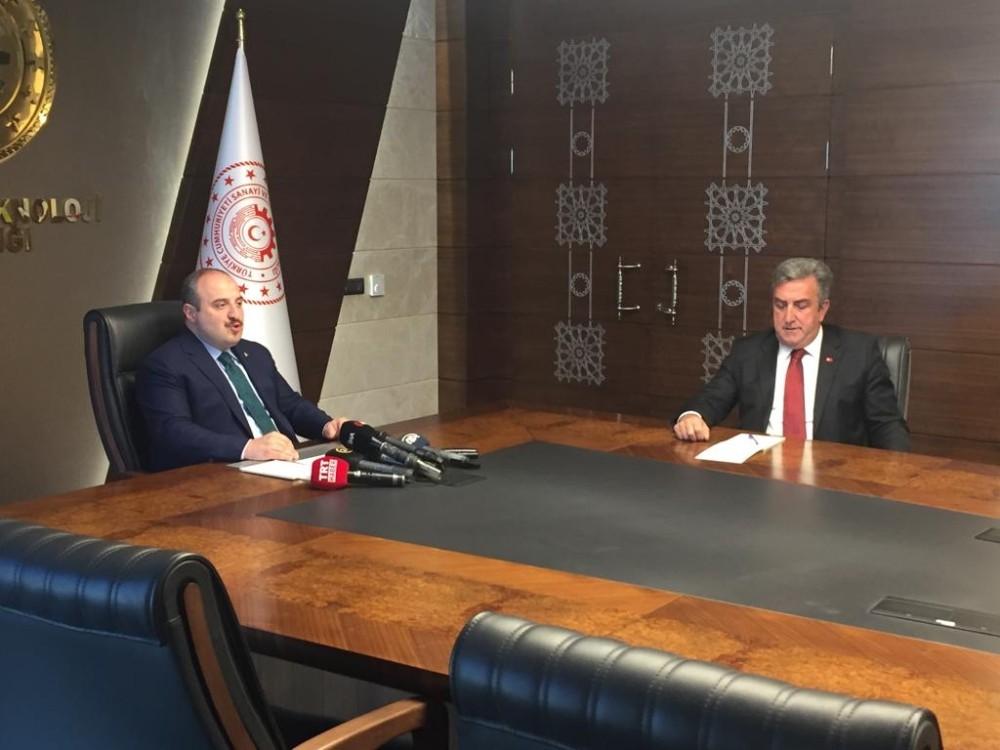 Bakan Varank'tan Türkiye Uzay Ajansı açıklaması