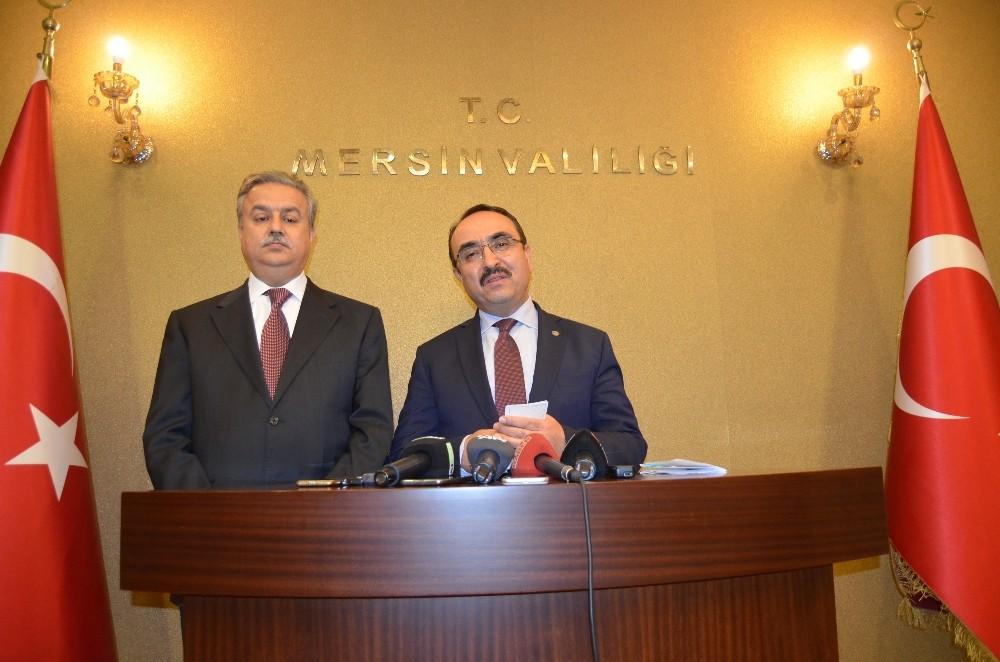 Bakan Yardımcısı Özkaldı: