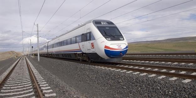 Bakan 'yerli tren'in tarihini açıkladı