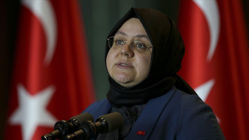 Bakan Zehra Zümrüt Selçuk'tan 'Sosyal Güvenlik Haftası' paylaşımı