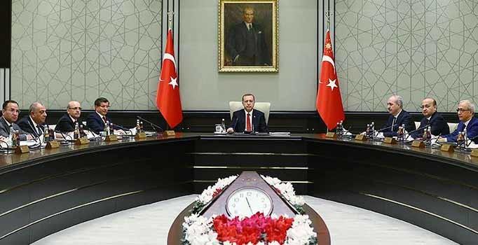 Bakanlar Kurulu, Cumhurbaşkanı Erdoğan başkanlığında Beştepe'de toplanacak