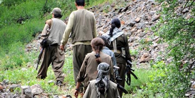 Bakanlık duyurdu! 4 PKK'lı öldürüldü