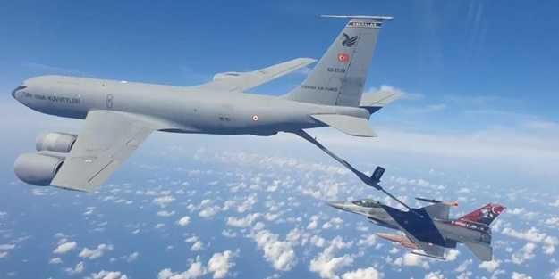 Bakanlık duyurdu: Türkiye'nin ilk hava-hava füzesi Göktuğ test uçuşunda