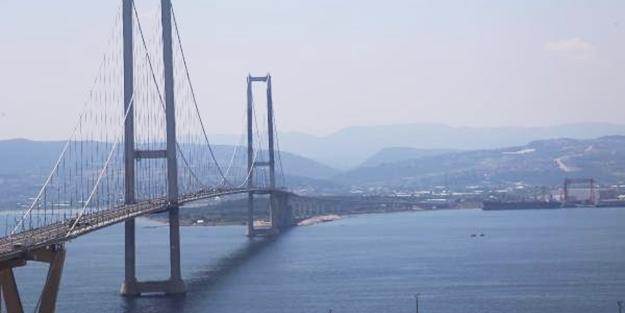 Bakanlıktan 'Osmangazi Köprüsü' açıklaması!