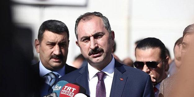 Adalet Bakanı Gül, Pendikteki olayla ilgili müfettiş görevlendirdi 14