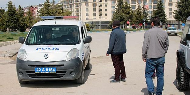 Bakanlık uyarmıştı: Sokağa çıkma yasağının ilk cezası kesildi