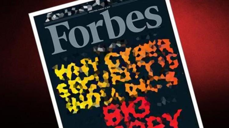 Bakanlık'tan Forbes Dergisi'ne çok sert yanıt!