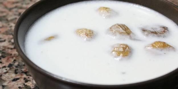 Bakın ne oluyor! Kaynayan süte incir atarsanız...