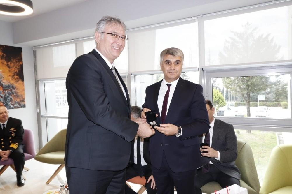 BAKKA Yönetim Kurulu Toplantısı ERDEMİR'de gerçekleştirildi