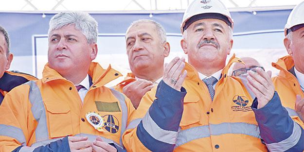 """""""Bakü-Tiflis-Kars"""" demiryolu müjdesi"""