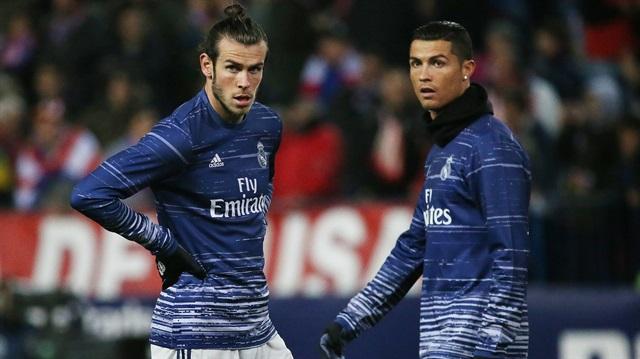 Bale'den şaşırtan 'Ronaldo' çıkışı