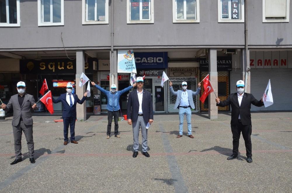 Balıkesir HAK-İŞ'den 1 Mayıs açıklaması