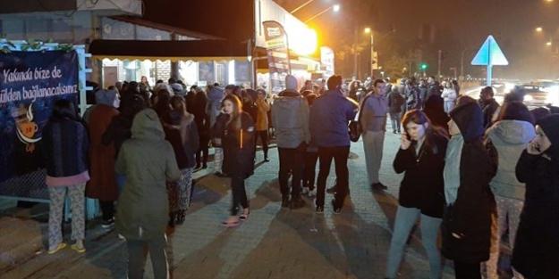Balıkesir'de art arda şiddetli depremler! İstanbul'da da hissedildi