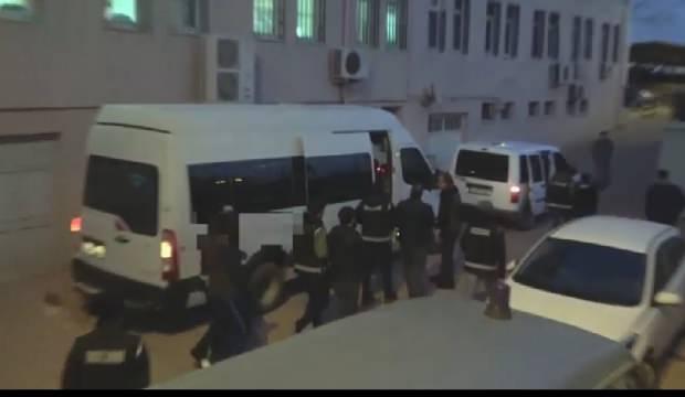 Balıkesir'de suç örgütüne yönelik operasyon: 10 gözaltı