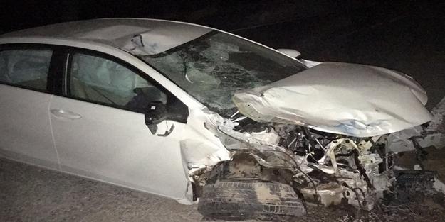 Balıkesir'de trafik kazası: 1 ölü
