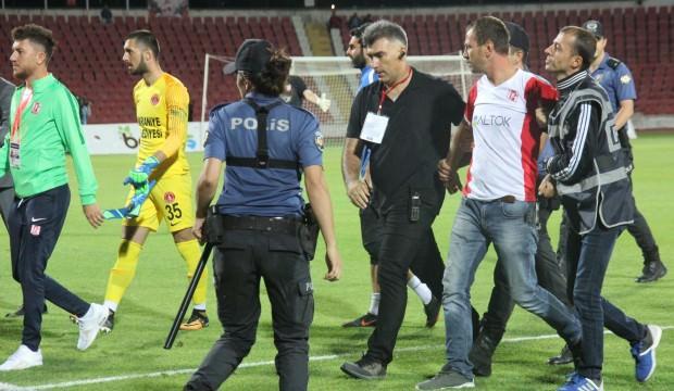 Balıkesirspor- Ümraniyespor maçı hakkında karar belli oldu