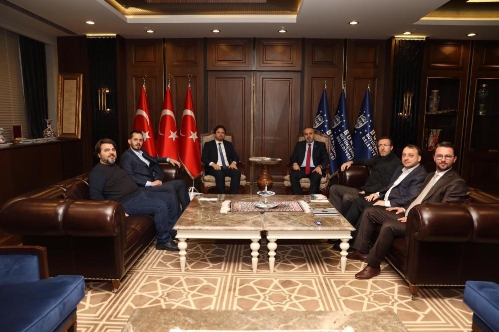 Balkan İşbirliği'nden Aktaş'a ziyaret