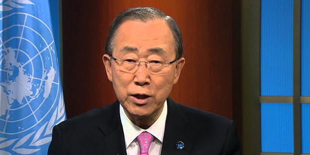 Ban Ki-moon Çin'i savundu: Bunu yapmanın faydası yok