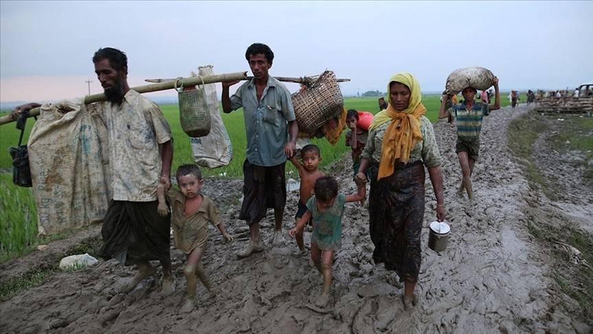 Bangladeş'ten dünyaya Arakan çağrısı ve sitemi
