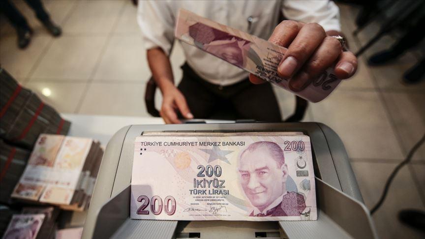 Bankacılık sektörünün aktifleri 4,5 trilyon lirayı aştı