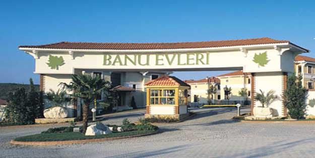 Banu Evleri'nde belediyeden satılık 13 daire